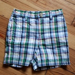 Size 3-6 month Janie and Jack boys shorts